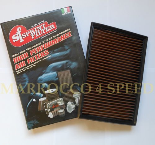 Sprintfilter Polyester Ducati Monster 620-S4RS